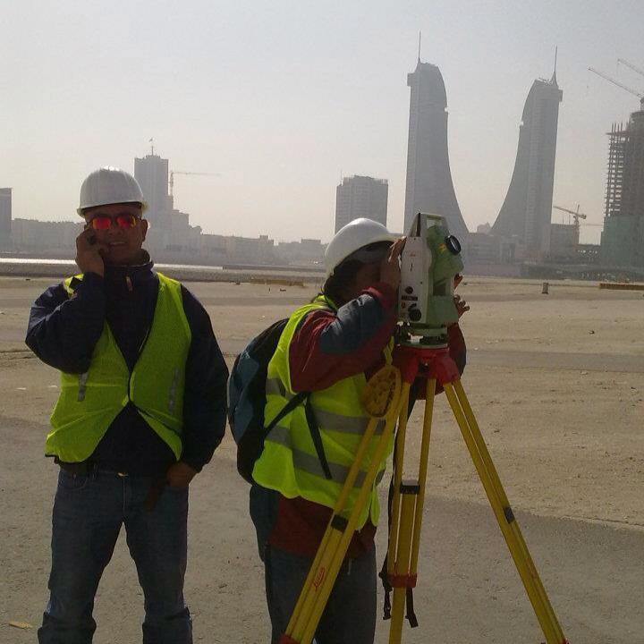 Building Verticality Survey